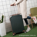 Hotsale!2019New Arrival!14 20Inches Abs+Pc Travel Luggage Bag