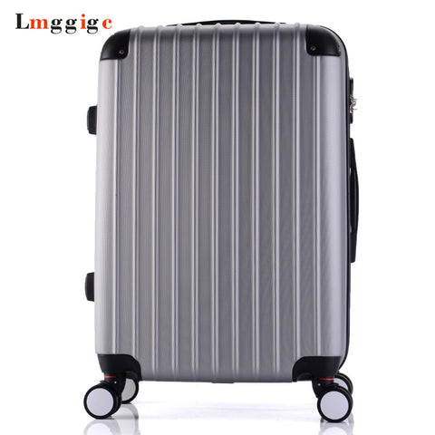 Rolling Luggage Bag,Wheel Suitcase,Abs Materials Travel Box,Universal Wheel Trolley Case,