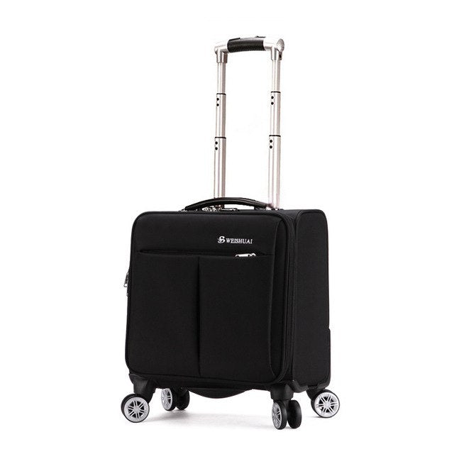 Wholesale!Men And Women Oxford Commercial Trolley Travel Luggage Bag On Universal