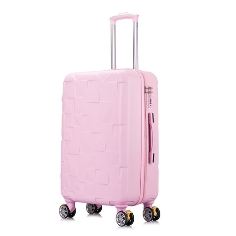New Trolley Case,Universal Wheel Korean Fashion 20 Inch Boarding Luggage,Student Travel Case,Men