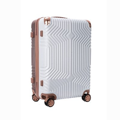 Travel Suitcase Rolling Luggage Spinner Trolley Case 20/24/29Inch Boarding Wheel Woman Cosmetic