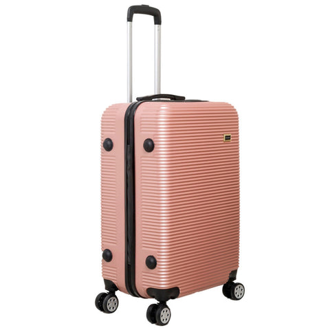 Abs+Pc Luggage Mirror Trolley Case,24 Inch Korean Trolley Suitcase, Password Coffer,Male Suitcase