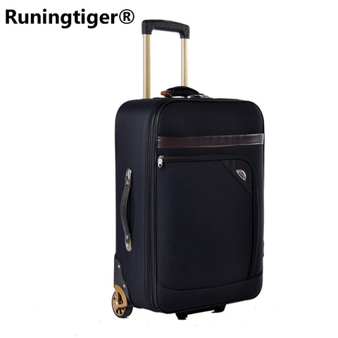 New Fashion Oxford Rolling Luggage Trimmer Men /Women Trolley Case Luggage Suitcase Luggage