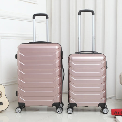 "Male/Female Trolley Case,24 Inch Suitcase,Universal Wheel Luggage,20""Student Boarding Box,Fashion"