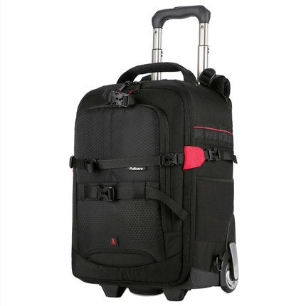 Professional Photography Trolley Case,Trolley Camera Bag,Camera Luggage,Multi-Function Camera