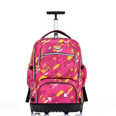 Multi-Function Trolley Case,Fashion Luggage,Travel Sports Backbag,Basketball Pack,Large-Capacity