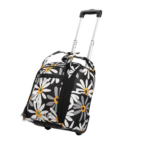 Trolley Case,Mini Duffel Bag,Large Capacity Luggage,Men And Women Can Boarding Box,Portable