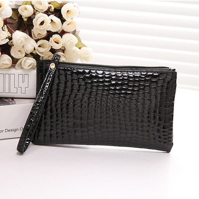 Women Fashion High Quality Clutch Bags Casual Women 2019 New Style Black Bag Women Free Shipping