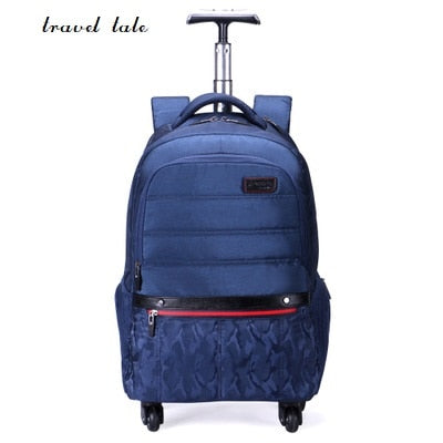 Travel Tale High Quality, Waterproof, Durable, Short-Distance Travel Rolling Luggage Business