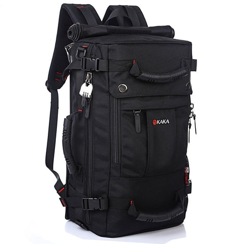 High Quality Men'S Travel Bags Fashion Men Backpacks Men'S Multi-Purpose Travel Backpack