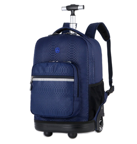 Multifunctional Rolling Luggage School Travel Trolley Bags Suitcase On Wheels Valise Bagages