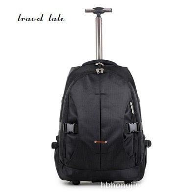 Travel Tale Different Sizes Five Kinds Of Color Fashion Men/Woman Casual Nylon Rolling Luggage