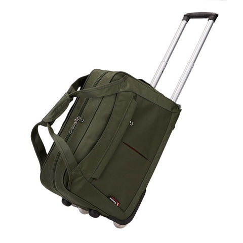 Portable Travel Trolley Bag Luggage Bag 20Inches Large Capacity Luggage Bag Commercial Quieten