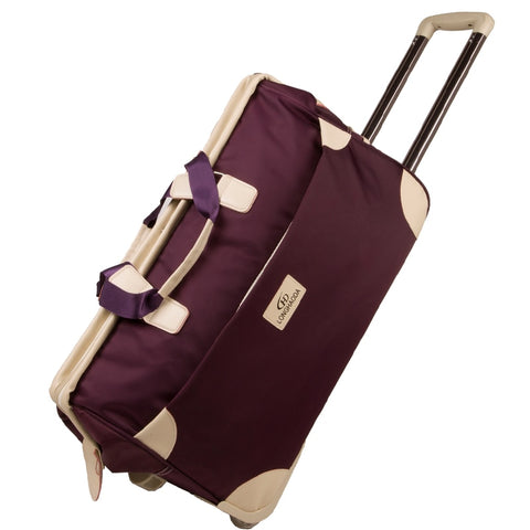 Wholesale!23Inches Fashion Trolley Luggage Bag For Men And Women,Large Capacity Travel
