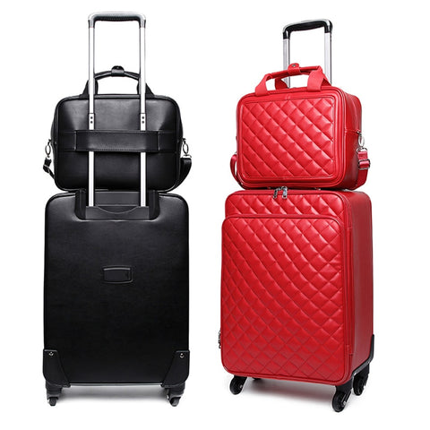 Graspdream Personal Password Box Luggage Bag Korean Version Small Fresh Trolley Suitcase Women'S