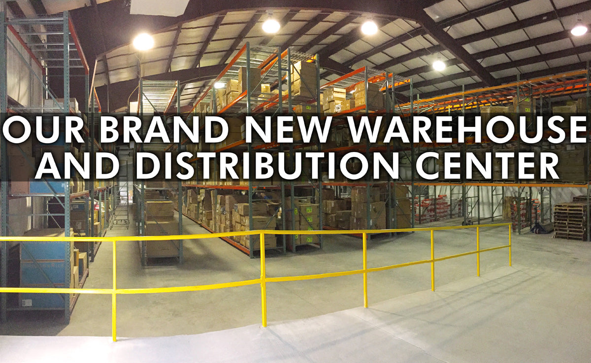 Warehouse Banner