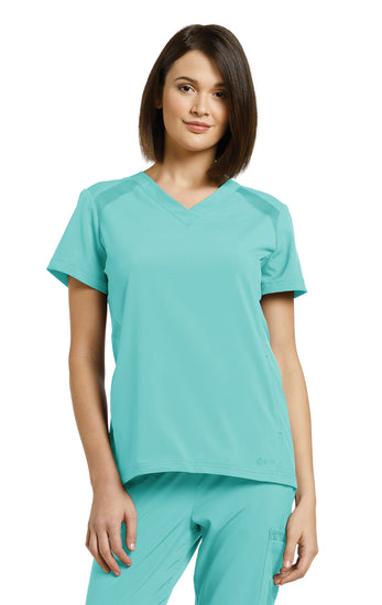 746 FIT V Neck Top