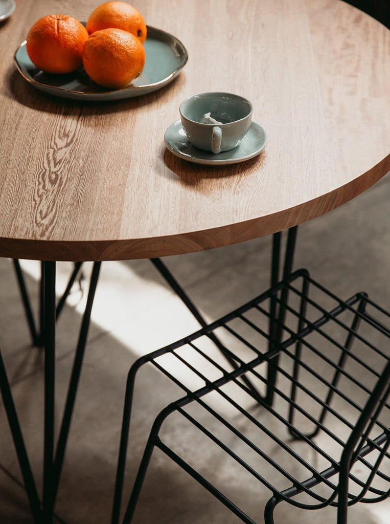 Mesa de Comedor en madera Mariem - The Blue House