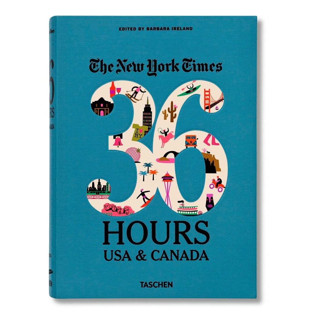The New York Times 36 Hours - EE.UU / Canada