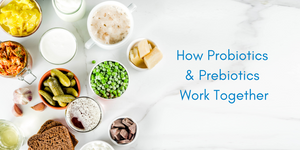 How Probiotics & Prebiotics Work Together