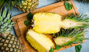 Pineapple Packs Powerful Beauty Benefits