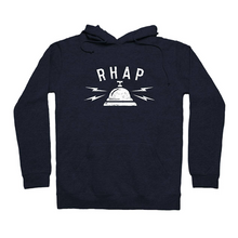 Load image into Gallery viewer, RHAP White Bell Pullover Hoodie