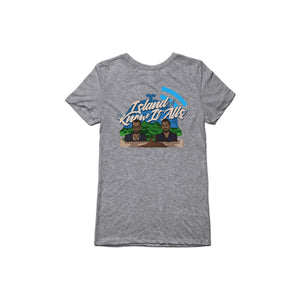 Island of the Know It Alls Women's T-Shirt