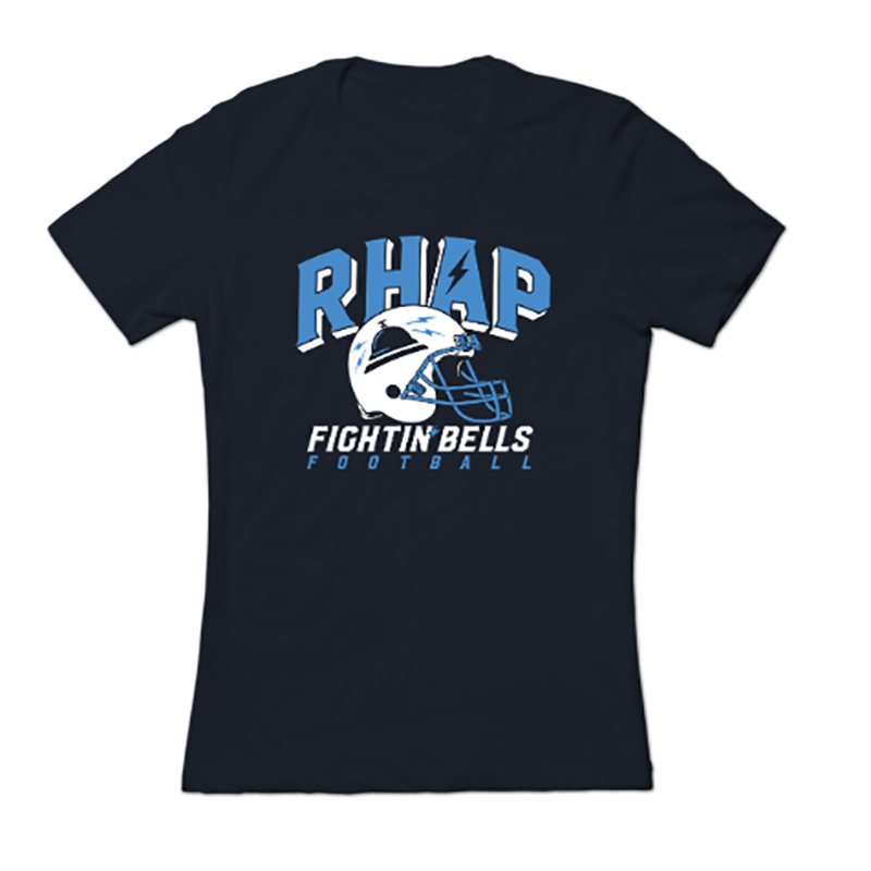 Fightin' Bells Female T-Shirt
