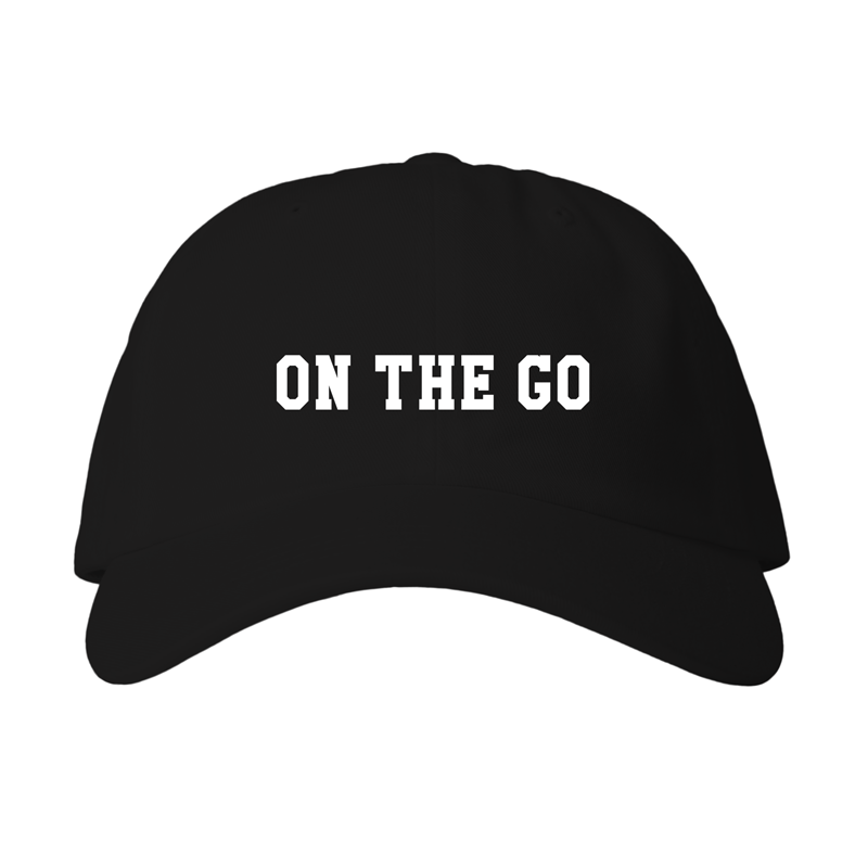 On The Go Baseball Dad Hat