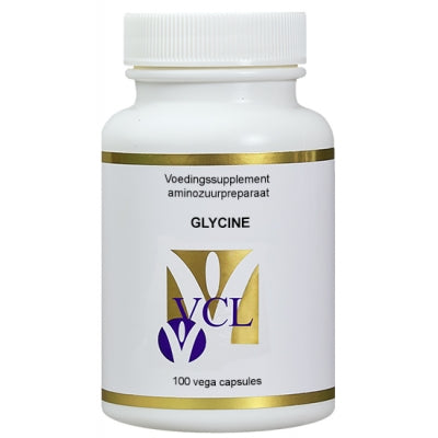 Vital Cell Life Glycine 500 mg 100 Capsules