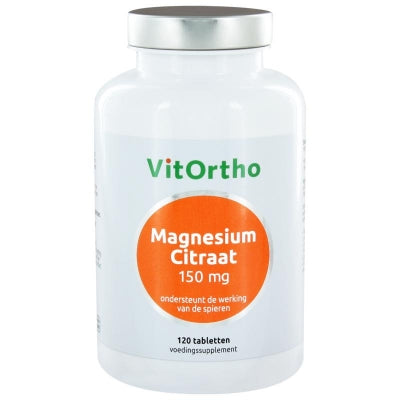 Magnesium citraat 150 mg