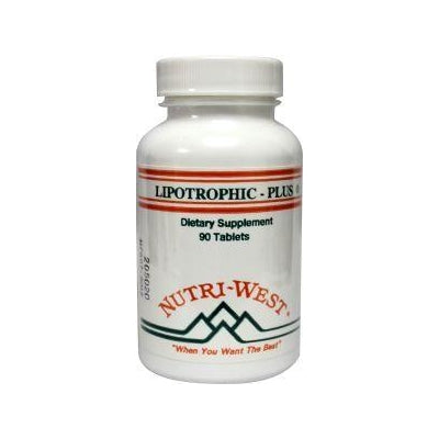 Nutri West Lipotrophic plus 90 Tabletten