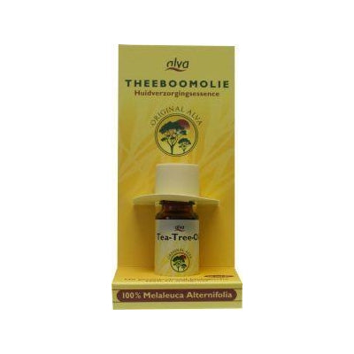 Alva Tea tree oil / theeboom olie 10 ml