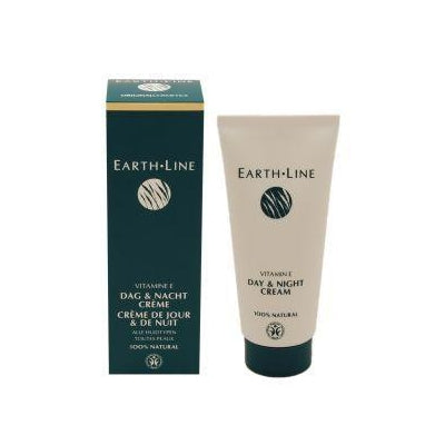 Earth-Line Vitamine E dag en nachtcreme 100 ml