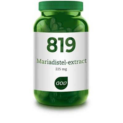819 Mariadistel extract 225 mg