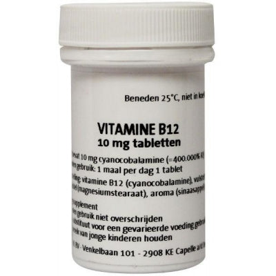 Fagron Vitamine B12 10 mg 30 Tabletten