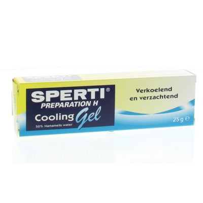 Sperti Cooling Gel 25gram