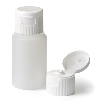 Blockland Fles HDPE naturel + spuitdop 28 mm 60 ml 48 Stuks
