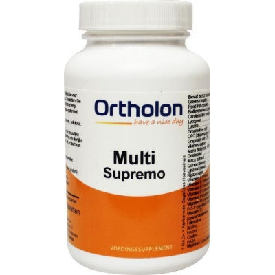 Ortholon Multi supremo 60 Tabletten