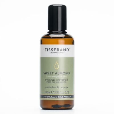 Tisserand Sweet almond ethically harvested 100 ml