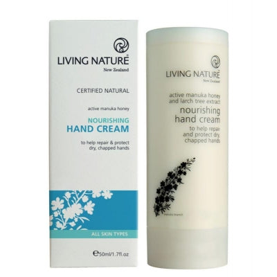 Living Nature Handcreme voedend 50 ml