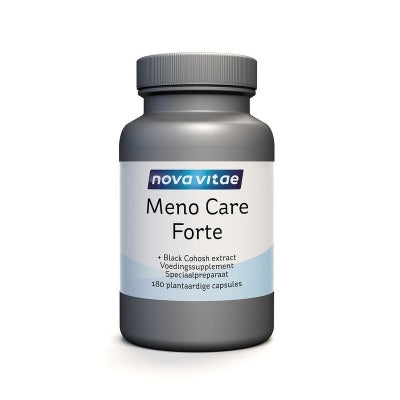 Meno care forte black cohosh