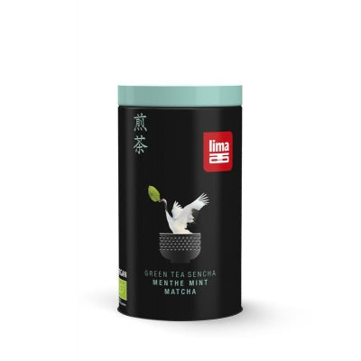 Lima Green tea sencha mint matcha 70 Gram