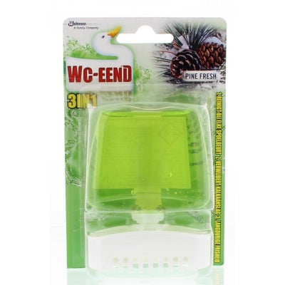 WC Eend Blok 3 in 1 pine fresh 55 ml