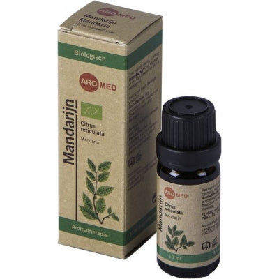 Aromed Mandarijn olie bio 10 ml