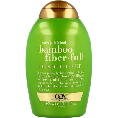 Ogx Conditioner Bamboo Fiber Full (385ml)