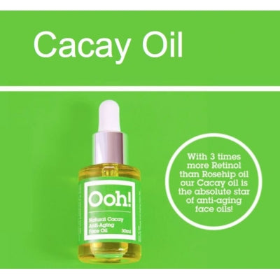 Cacay anti-aging face oil vegan