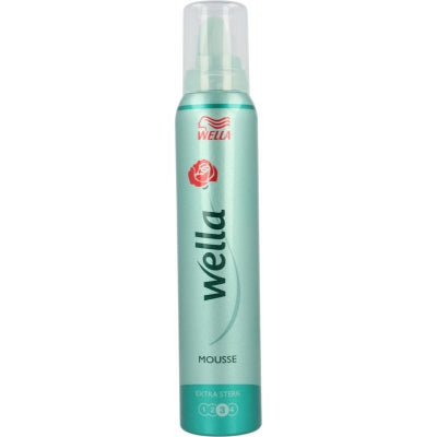 Wella Forte Mousse Extra Sterk 200ml