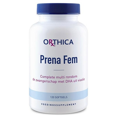 Orthica Prena fem 120 Softgel