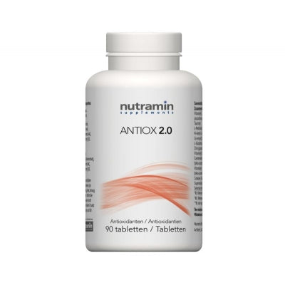 Nutramin Antiox 2.0 90 Tabletten